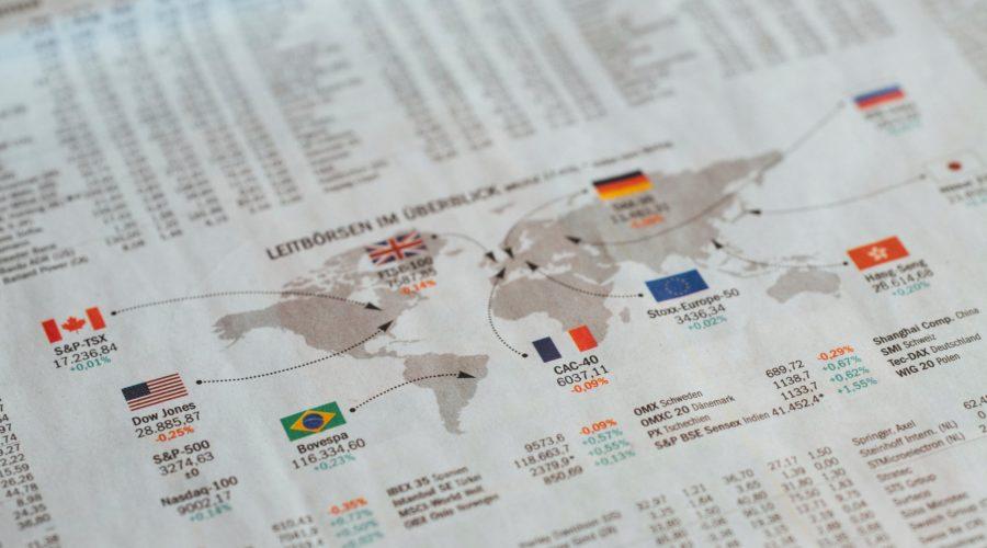 Volkswirtschaften und Größenunterschiede